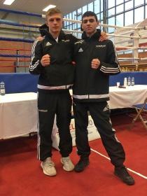 Deutsche Meisterschaften der Junioren U17 in Binz