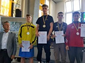Emil Schneider gewinnt Gold beim Turnier der Olympischen Hoffnungen
