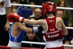 TuS Boxer sammeln Erfahrung in Thüringen