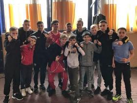 TuS Gerresheim Boxer waren nicht zu schlagen