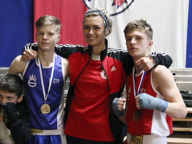 2-mal Gold bei den NRW-Meisterschaften