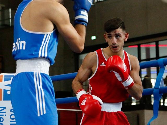 TuS Boxer schlägt sich tapfer mit der Weltspitze
