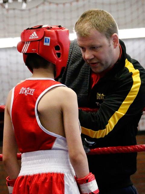Unter Berücksichtigung der hygienischen Maßnahmen starten die Nachwuchsboxer wieder das Training