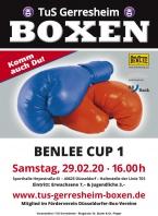 Benlee Cup 1