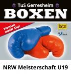 NRW Meisterschaft U19