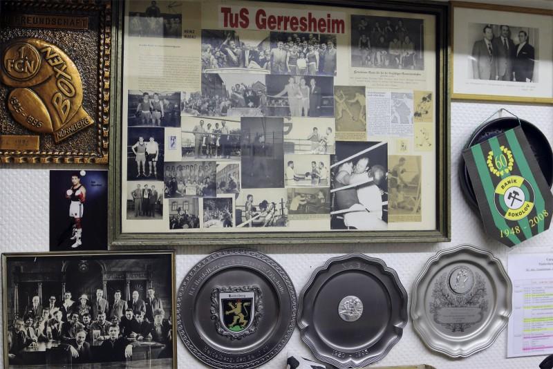 TuS Gerresheim ist in diesem Jahr 80 geworden