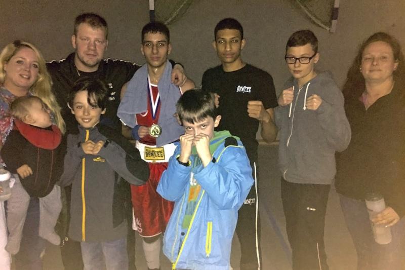 Adil Auragh gewinnt in Witten
