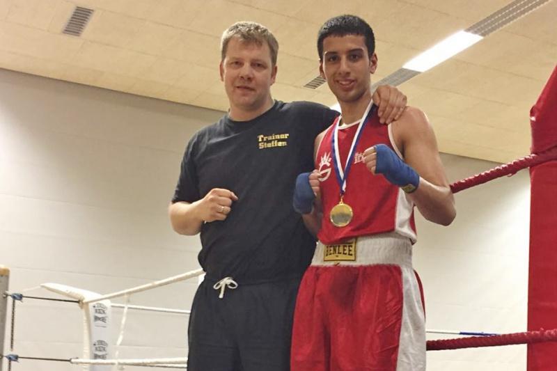 Adil Auragh gewinnt erneut gegen NRW Vizemeister