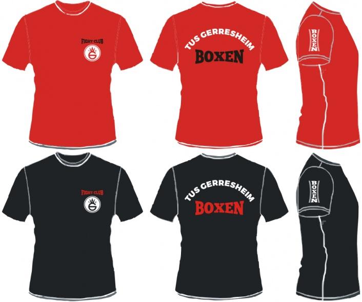 TuS Gerresheim Boxen T-Shirts