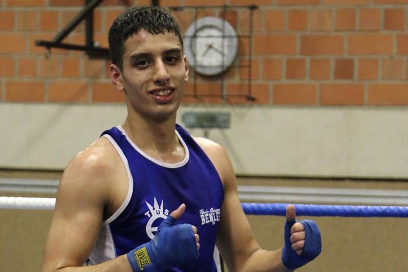 Boxer Adil Auragh gewinnt die Südholland-Meisterschaften