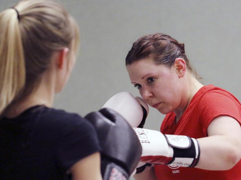Boxtraining für Frauen startet!