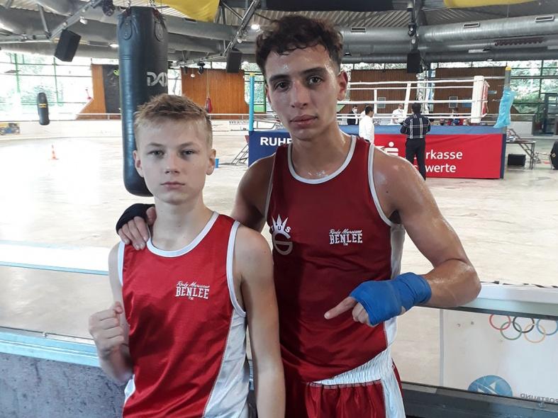 Bei den NRW-Meisterschaften der U15 konnten die TuS-Boxer zwei weitere Siege einfahren.