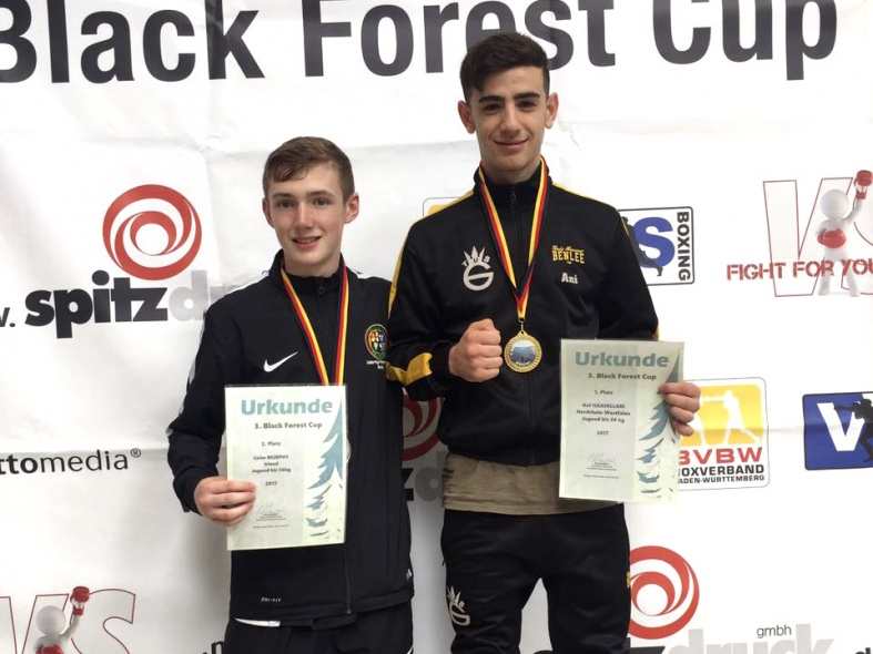 Haxilari siegt bei Black Forest Cup