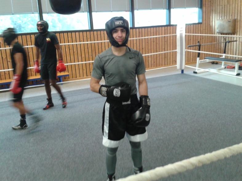 TuS-Boxer hoffen auf zweite Medaille