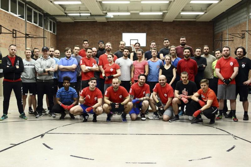 Trainingsgruppe Breitensport und Wettkämpfer