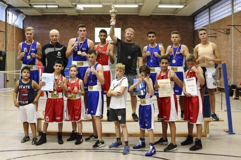 TuS Gerresheim in Nordhausen beste Mannschaft des Turniers