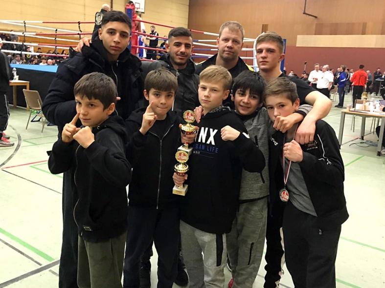 Zwei Turniersiege für TuS-Boxer bereits sicher